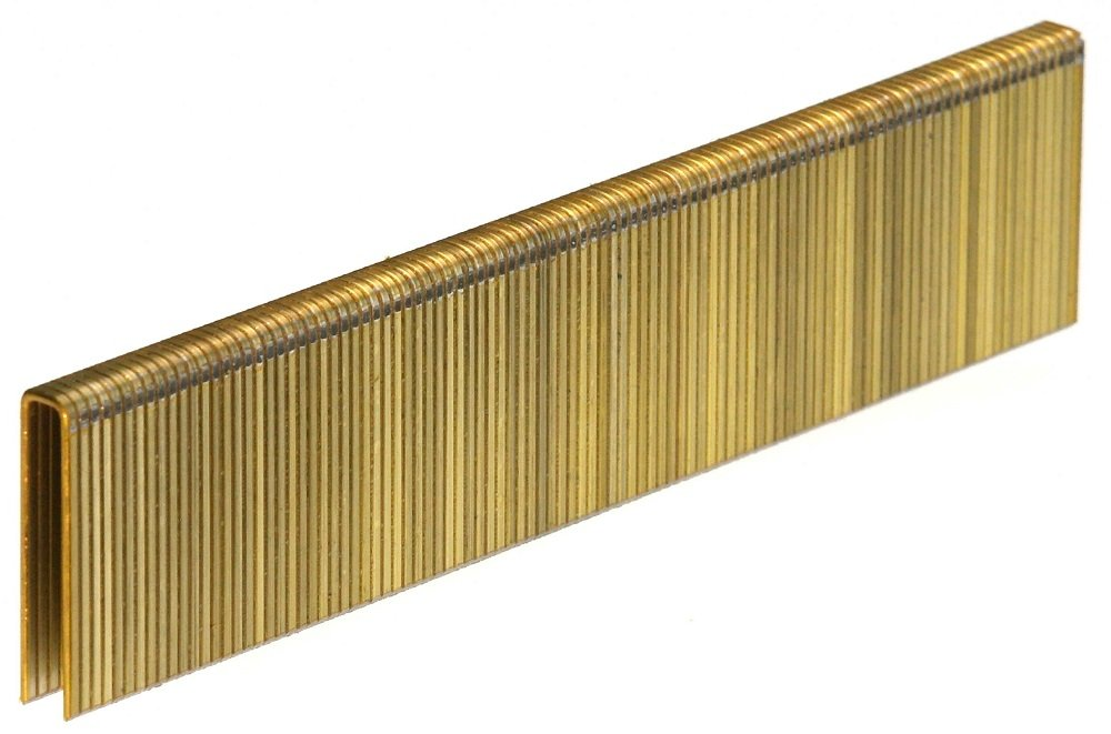 18GA 1/4'' Crown x 1-1/4'' Length Galv. 5,000-Pack Senco L Style Staples