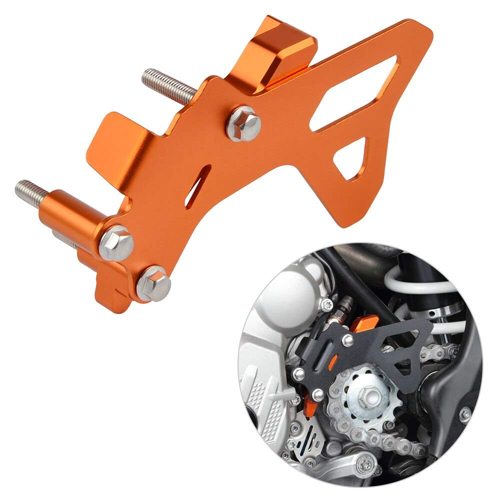 Case Saver Sprocket Drive Cover Protector Guard For KTM 125 150 SX EXC XCW XC-W 2017 2018 2019 For Husqvarna TC125 TX125 TE150 Win By