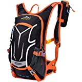 ONEPACK 18L Ultralight Cycling Backpack Riding Backpack Bike Rucksack Outdoor Sports Daypack for Running Hiking Camping Travelling Cycling