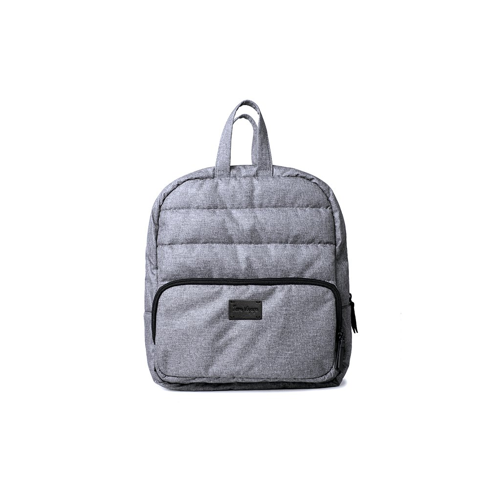 7AM Enfant Mini Bag, Heather Grey