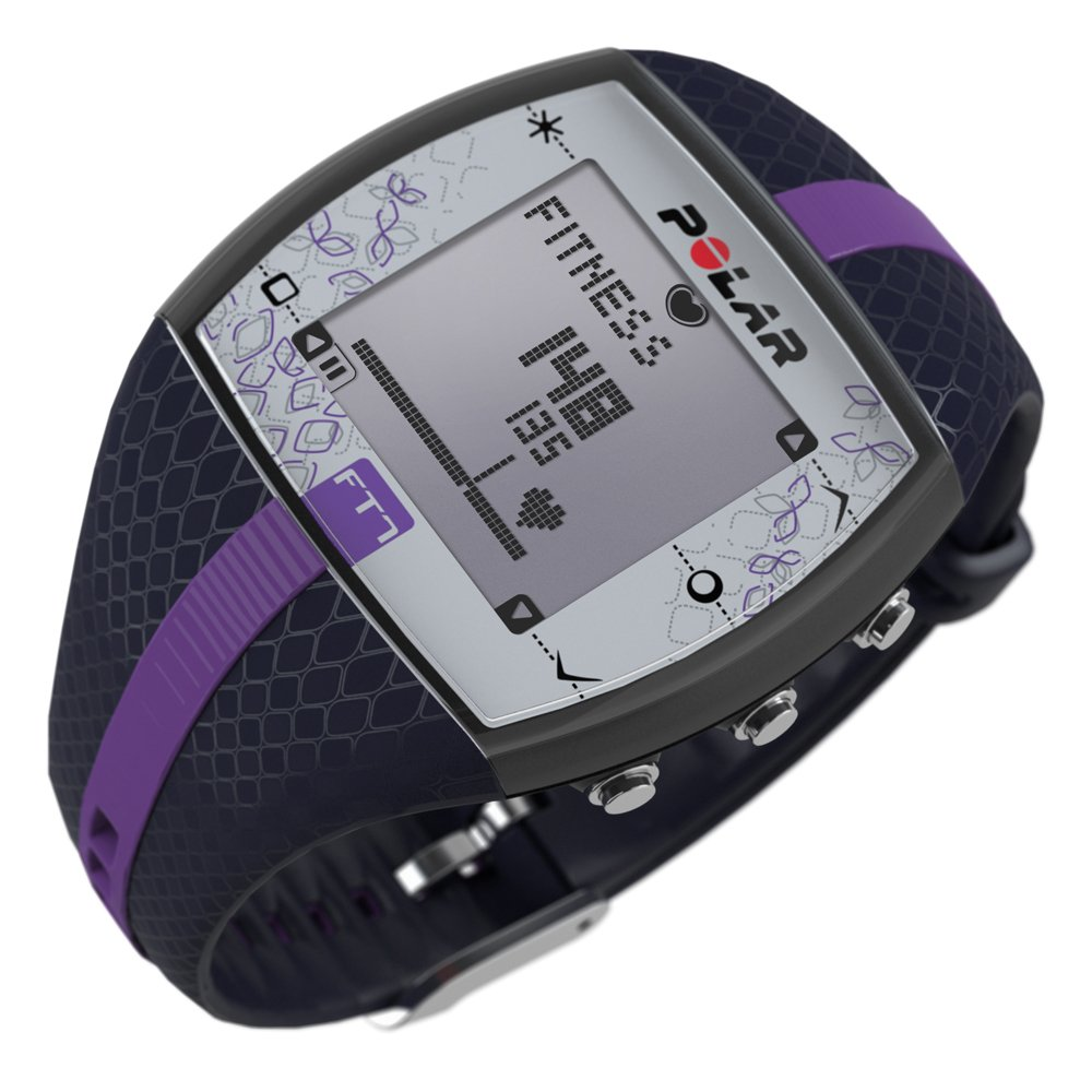 Polar FT7 Heart Rate Monitor Workout Watch, Blue/Lilac by POLAR (Image #4)