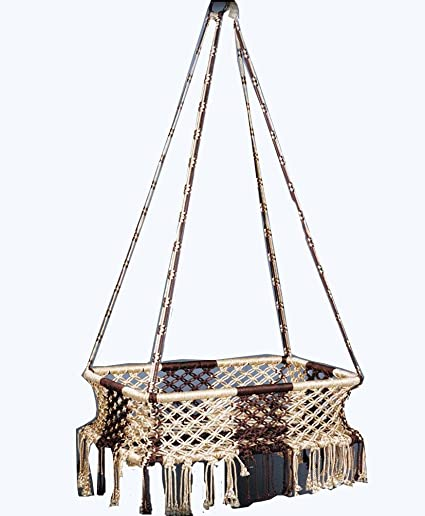 Aryan jhula Hanging Home Swing (0 to 2 year baby)
