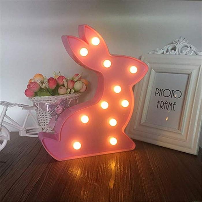 Top 10 Easter Decor Bunny Light Up Rabbit