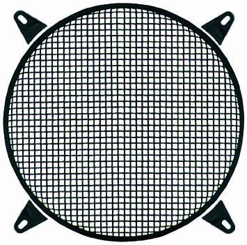 Phonocar 3/020 Rejilla de Acero Inoxidable para 200 mm ...