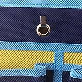 Loghot Numbered Classroom Sundries Closet Pocket