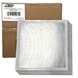 Wal-Board 8'' x 8'' Drywall Repair Patch - Adhesive Mesh and Aluminum (6-Pack)