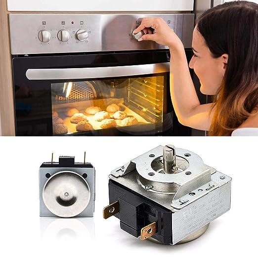Welltobuy Temporizador de Horno de cocción Presión eléctrica Tipo ...