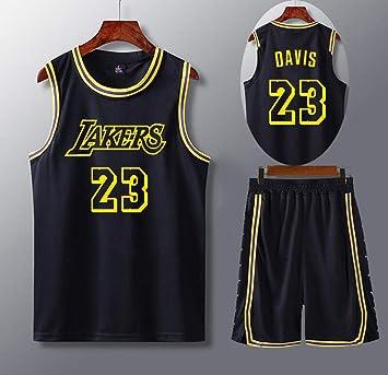 QZH Conjunto de 23 Camisetas de Jersey de Los Ángeles, Camiseta de ...