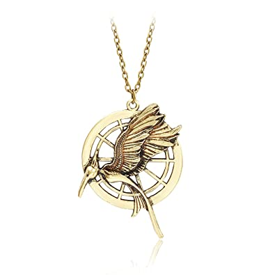 Jane stone the hunger games movie stereo mockingjay pendant jane stone the hunger games movie stereo mockingjay pendant necklace fn1760 mozeypictures Images