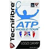 Amazon.com : Tecnifibre Vibra Clip ATP Tennis Dampener Black ...
