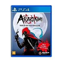 Aragami Edição de Colecionador PS4
