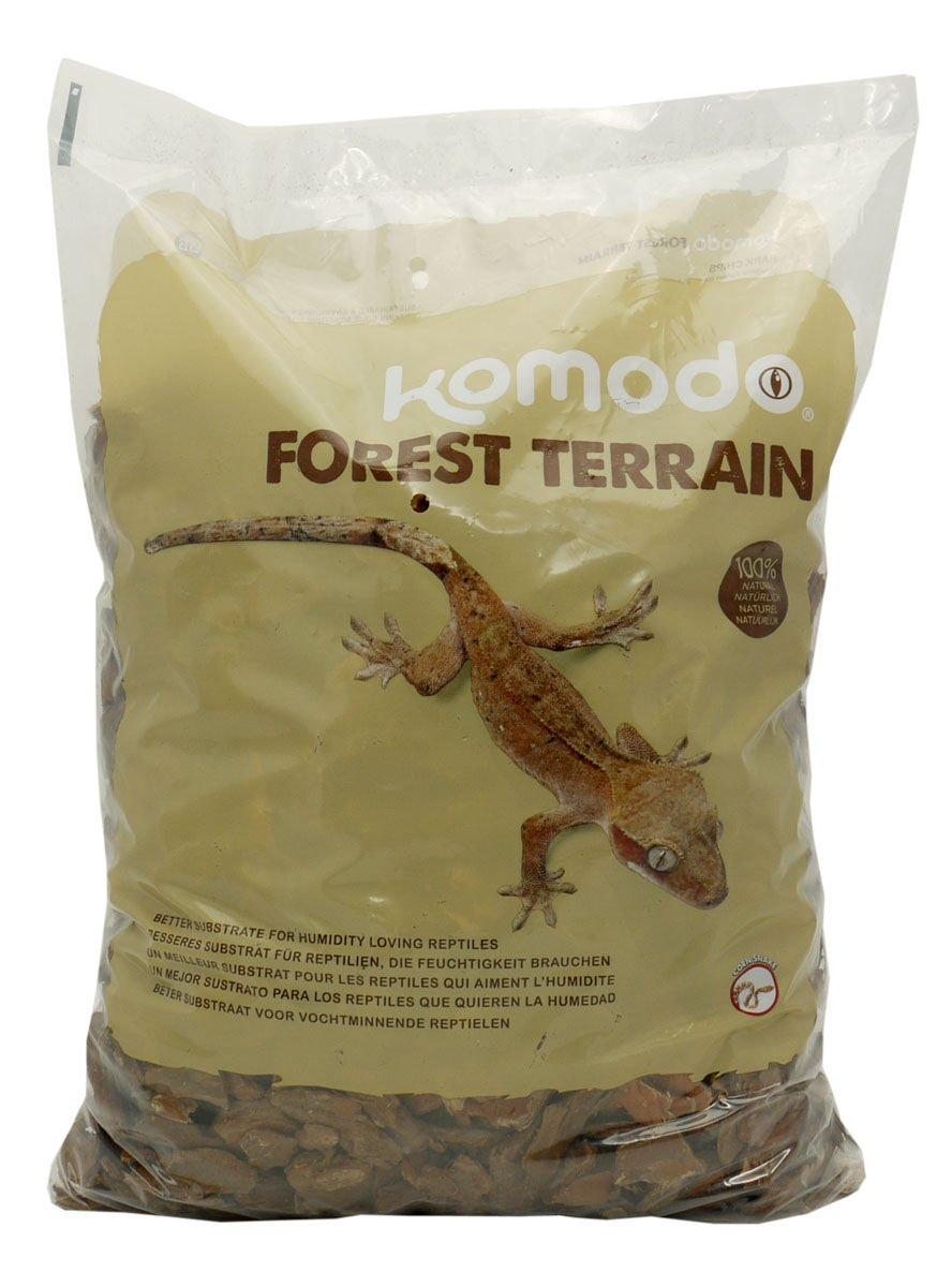Komodo Forest Terrain Orchid Bark Chips, 24 Litre 83002
