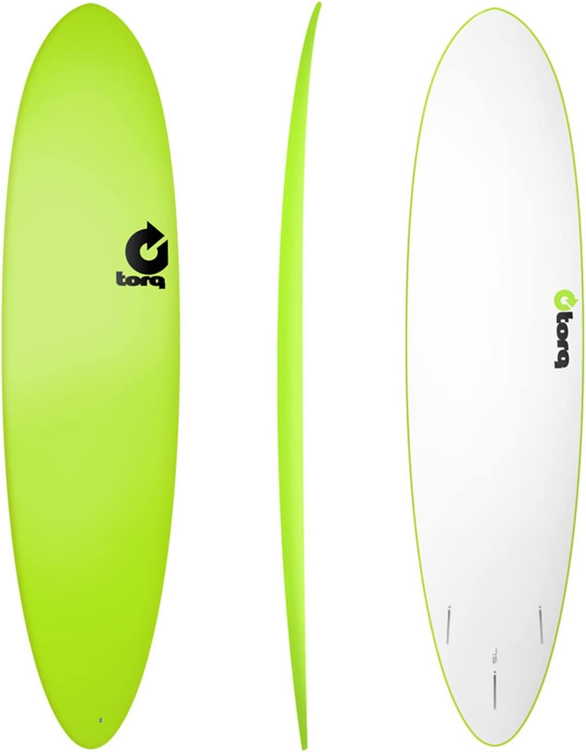 Tabla de Surf Torq Soft Board 7.6FUN Board Yellow