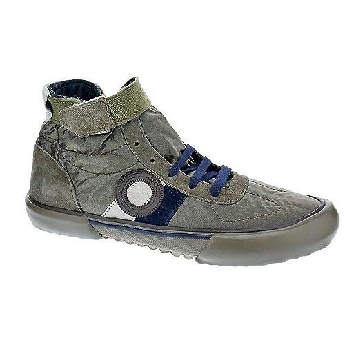Aro Pol - Zapatillas Bota Mujer Verde Talla 41: Amazon.es: Zapatos y complementos
