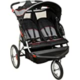 Baby Trend Expedition Double Jogger Stroller, Millennium