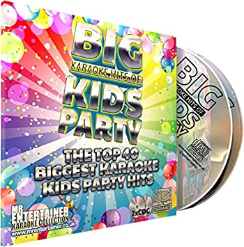 Mr Entertainer Big Karaoke Chart Hits Of 2018 All New Double Cd+g/cdg Disc Set. Karaoke Cdgs, Dvds & Media