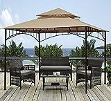sunjoy 10' x 10' Grove Patio Canopy Gazebo