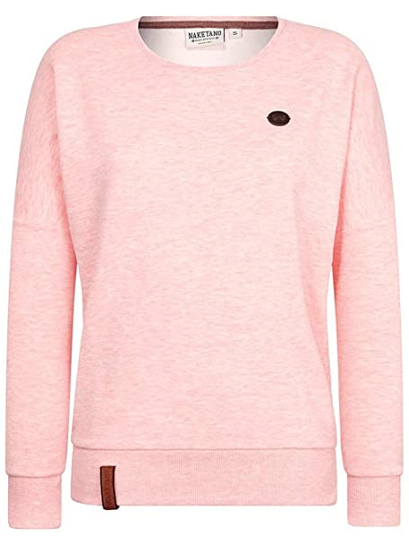 Sweater Women Naketano 2 Stunden Sikis Sport Sweater: Amazon