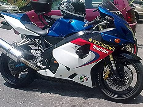 Suzuki Gsxr 750 >> Fairing Kit Fit For Suzuki Gsx R600 Gsxr 750 2004 2005 Gsxr 600 Gsx R750 04 05 K4 Abs Plastic Injection Bodywork Frame With Full Bolts Rock Star