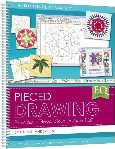 (Eq with Me Pieced Drawing: Exercises in Pieced Block Design in EQ7)