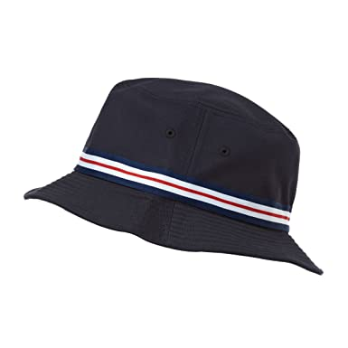 Lacoste Bucket Hat - Navy Blue inkwell-white red  Amazon.co.uk  Clothing 8e3d8dc3ad7b