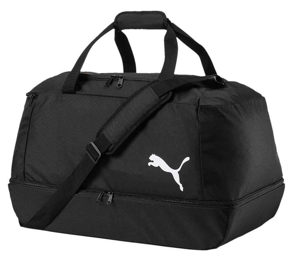 Puma Pro Training Ii Football, Borsa da palestra Unisex-Adulto, Nero, Taglia Unica 74897