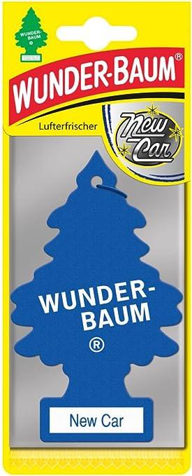 Wunder Baum Little Trees Lufterfrischer Zum Aufhängen Für Auto Büro Zuhause Spiegel Geschenk Drogerie Körperpflege