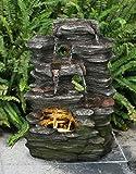Hi Line Gift 79554-E 738362053203 Decorative-Fountain