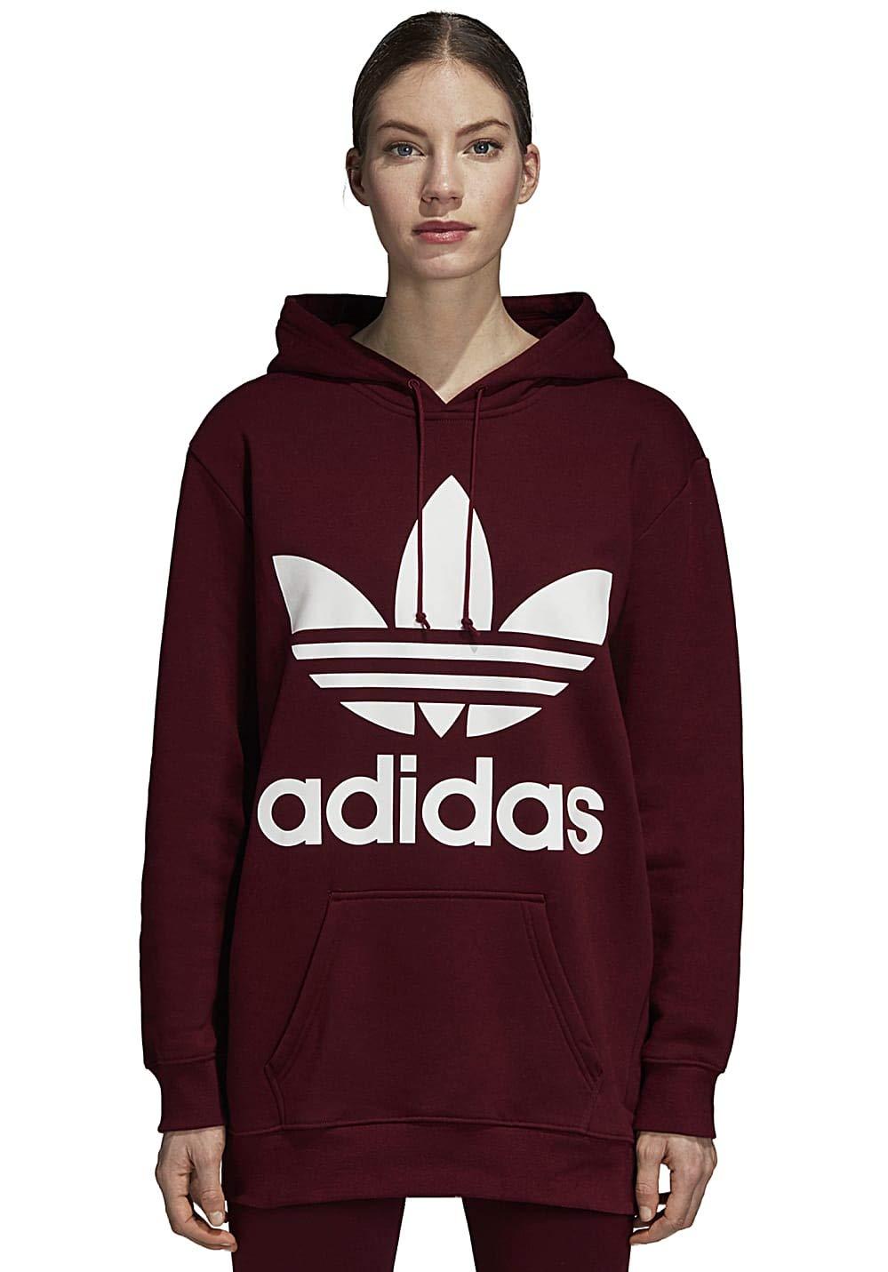 adidas Women BF TRF HOODIE, HOODED Sweatshirt, women's women's DH3152