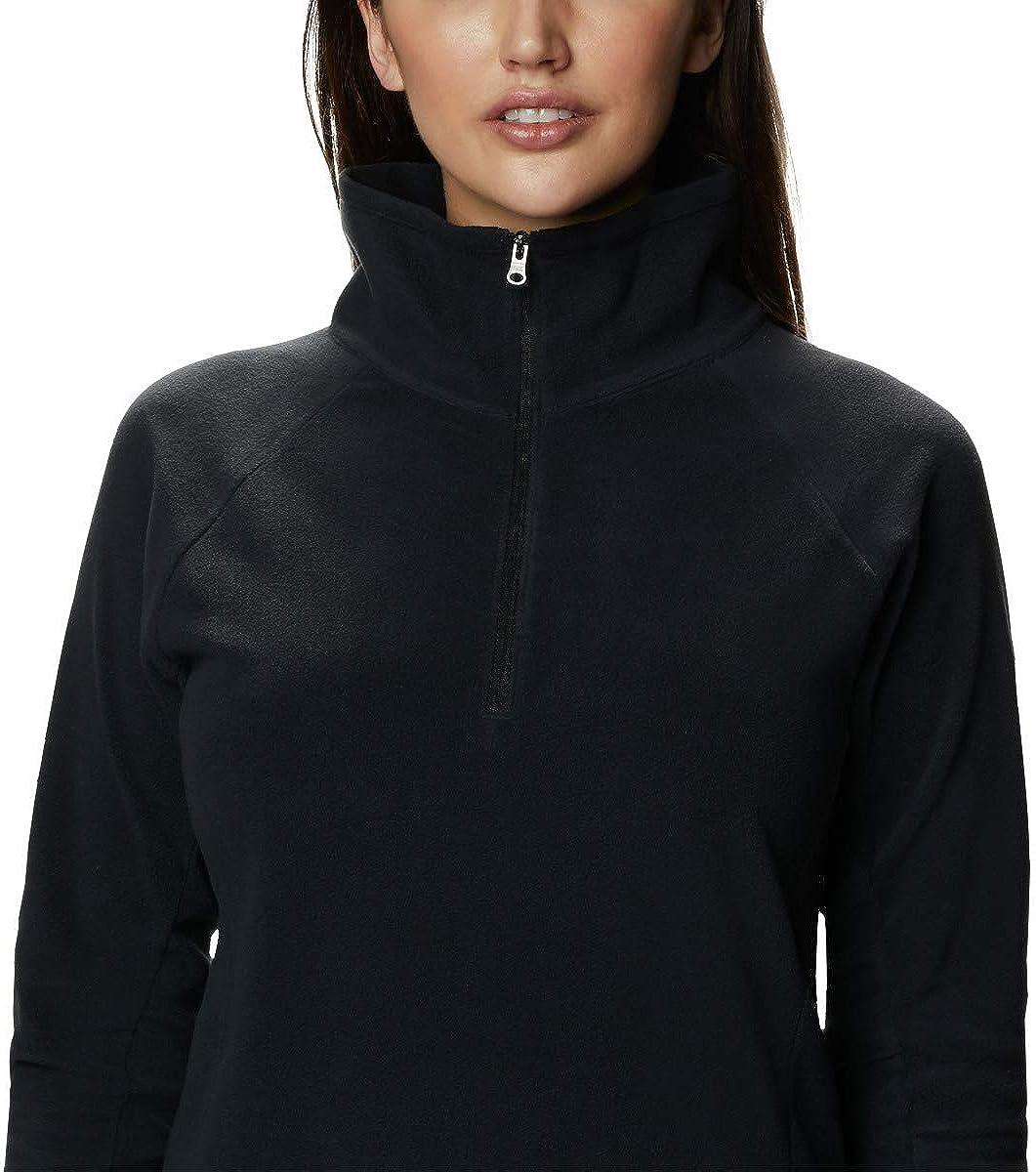 Columbia Womens Glacial Iv Half Zip Pullover Fleece