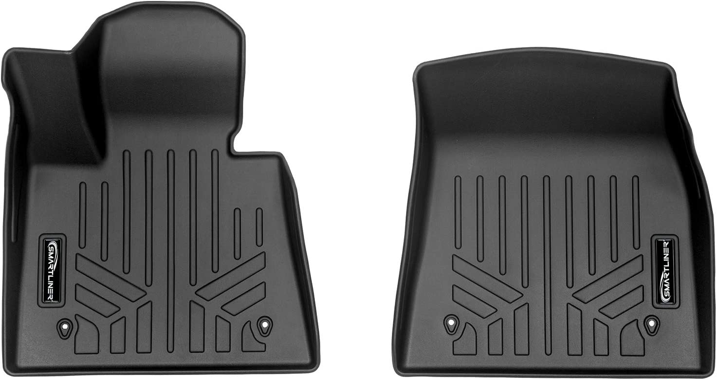MAXLINER Max 61% OFF Custom Fit Clearance SALE! Limited time! Floor Mats 1st 2019- Row Set Liner for Black