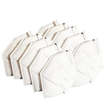 Sassoon® Original 10 Pcs N95 Protective Mask Can be Use as