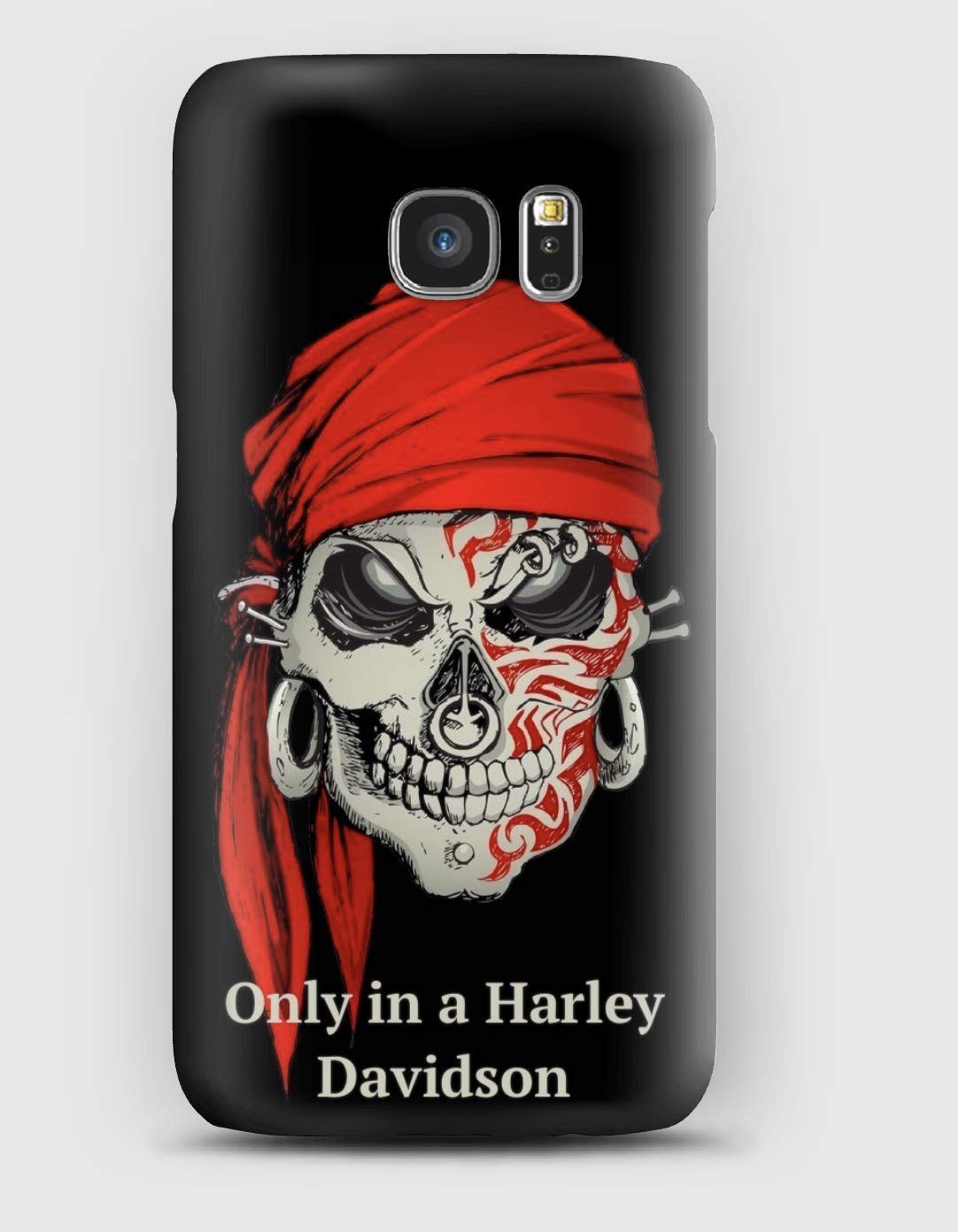 Coque Samsung S5, S6, S7, S8,S9, A3, A5, A7,A8, J3,J5, Note 4,5,8,9, Grand prime, Only in a Harley Davidson …