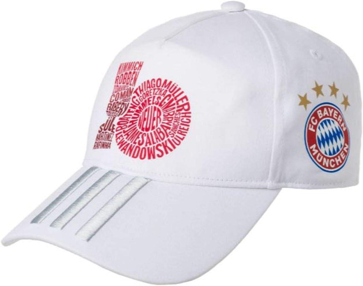 M/ütze Basecap FCB Unbekannt Bayern M/ÜNCHEN kompatibel Double Cap Pokalsieger Deutscher Meister 2019 Hut Sticker M/ünchen Forever