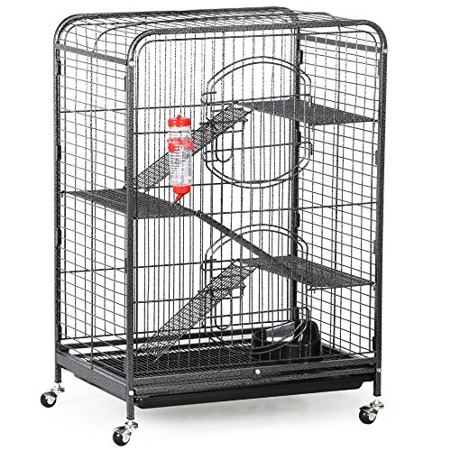 Small Animal House Or Cage For Ferret Rabbit Guinea Pig Chinchilla Rat Lizards Easy Fit And Simple Design Great For Living Room Or Outdoor Cages