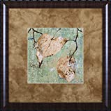 Art Effects Country Escape I Framed Artwork, Tan/Blue/Green