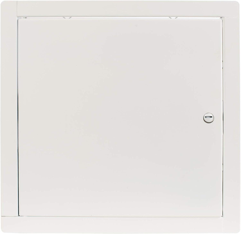 "Linhdor Elite 1000 Interior Metal Access Doors for Walls and Ceilings (8""x8"")"