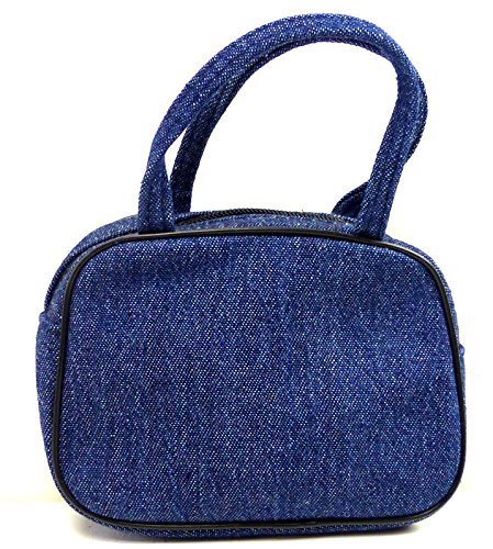 Hand-Tasche mini Tasche Kinder Hand Tasche ab 1 Jahr (Jeans) 1500