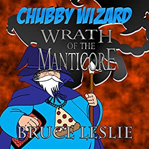 Chubby Wizard Audiobook