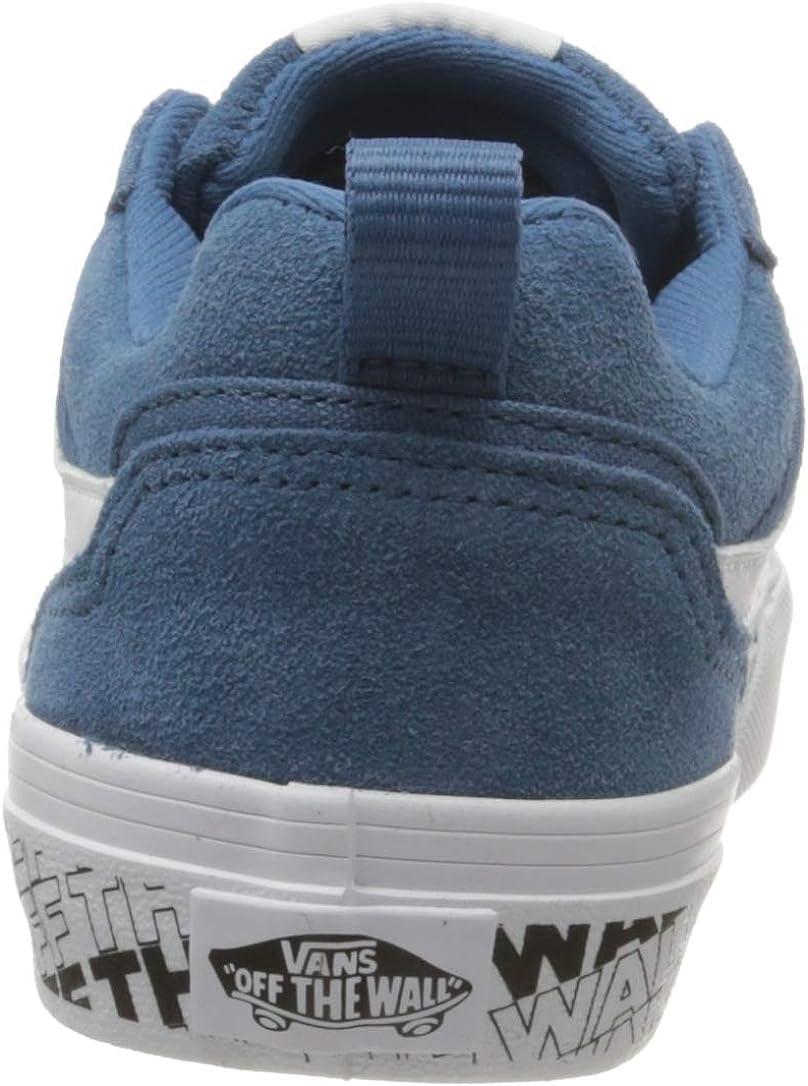 Vans Filmore Suede/Canvas, Sneaker Unisex niños, Azul Otw Armada Blanco Xyv, 36.5 EU: Amazon.es: Zapatos y complementos