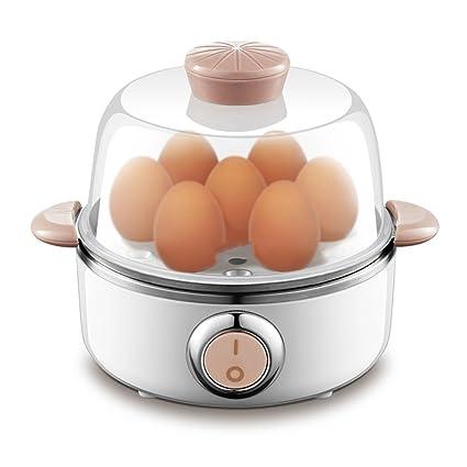 ANHPI Caldera del Huevo Eléctrico Doble Nivel Multi Función Vapor del Alimento con 7 Huevos Capacidad