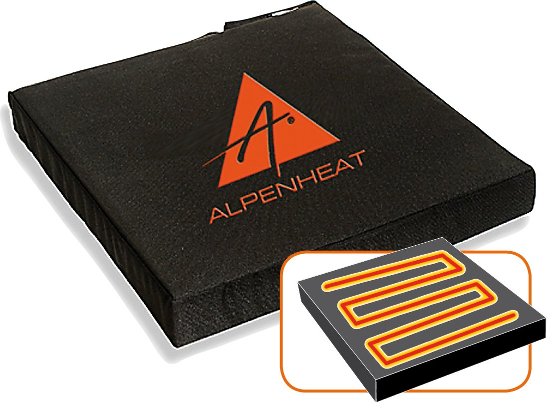 Heated cushion AJ7 by Alpenheat