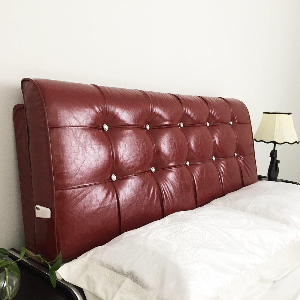 Vercartベッドガード クッション フェンス カバー ヘッドボード ベッドの背もたれ 幅150cm 高さ60cm 奥行き12cm CodeVC1375 幅150cm 高さ60cm 奥行き12cm クッション B079ZS98CW