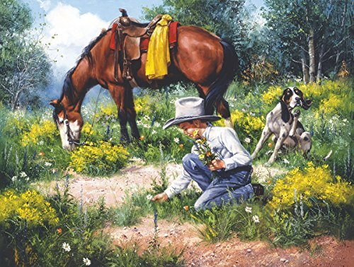 SunsOut She'll Love These 300 Piece Jigsaw Puzzle (Jack Sorenson Puzzles)
