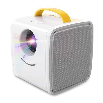 Amazon.com: Home Theater Q2 - Mini proyector portátil con ...