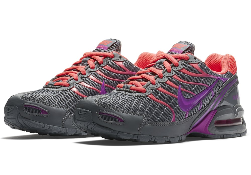 NIKE Women's Air Max Torch 4 Running Shoe B078LKPHV7 11 B(M) US|Cool Grey/Hyper Violet/Hyper Punch