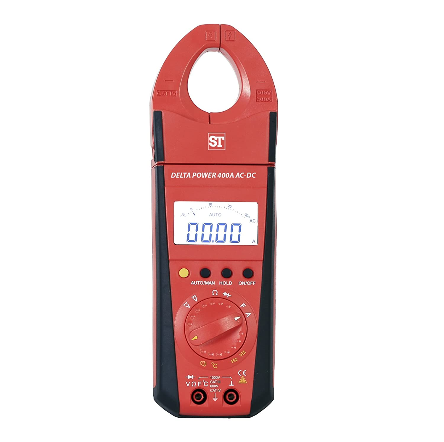 ST DT30–3 nz0000000000 sifam Tinsley Power Zangenamperemeter mit Normal Sonde, AC/DC, 400 A