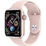 "Relógio Inteligente Smartwatch W26 HD 1.75"" Chamada Bluetooth, IP68 à prova d'água ,teste de temperatura corporal, frequência"