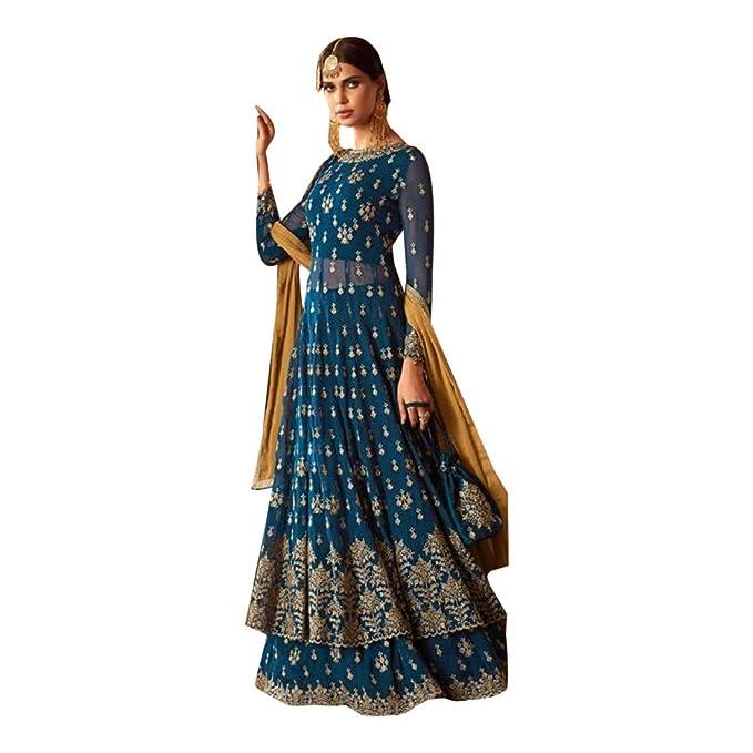 Amazon.com: Blue Designer 7705 - Traje para mujer con falda ...