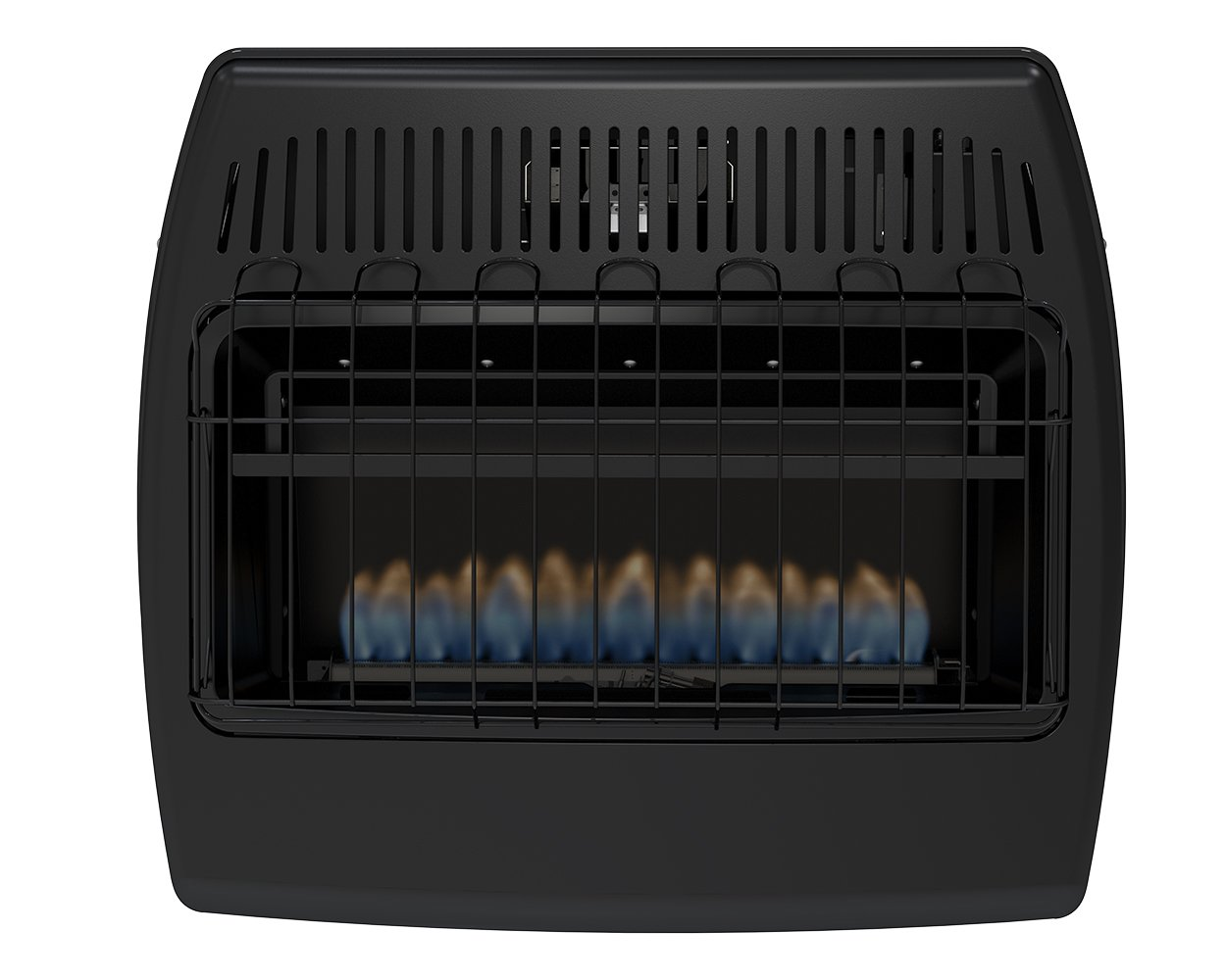 Garage Heater Natural Gas Propane Vent Free Blue Flame